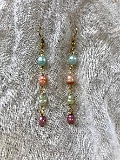 Earrings for Spring
