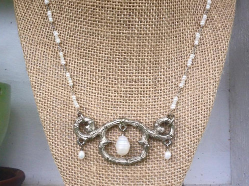 Pearl Renaissance Necklace