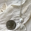 Thumbnail: White Pearl Coin and Crystal Pendant