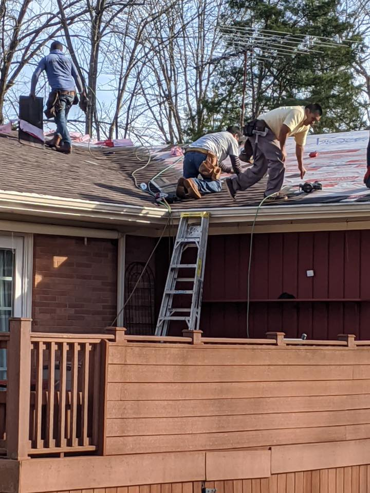 New roof 2