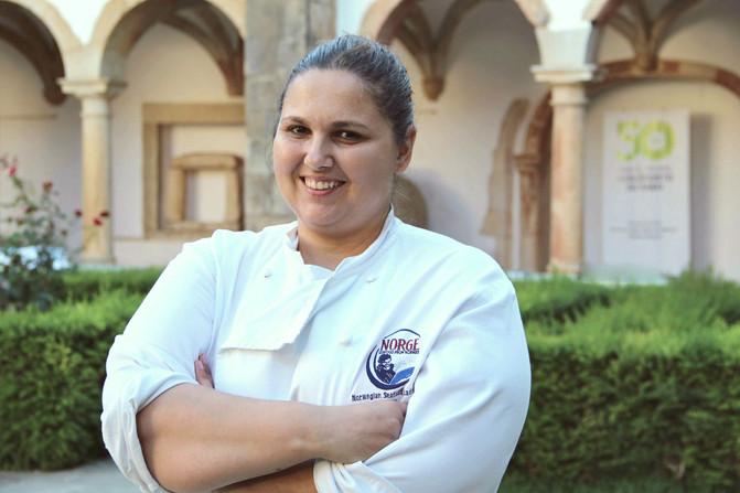 Le Chef Cátia Santos