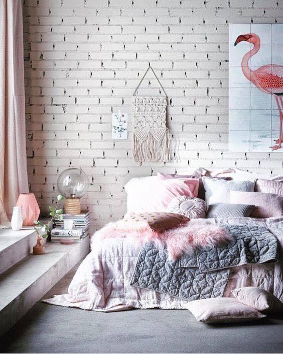 A moda do flamingo