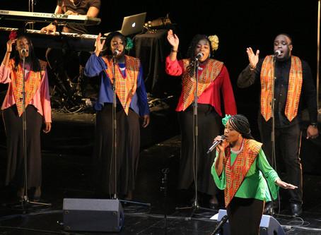 Harlem Gospel Choir em Faro