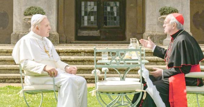 Dois Papas, o filme