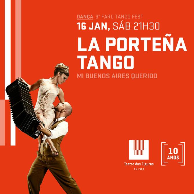 Tango em Faro, foi ontem