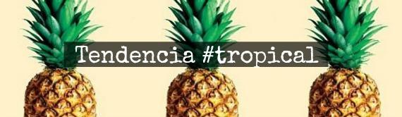 #Tendência tropical