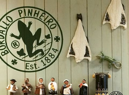 Bordallo Pinheiro - o regresso