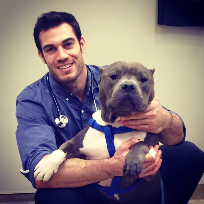 O veterinário mais sexy do mundo - Evan Antin