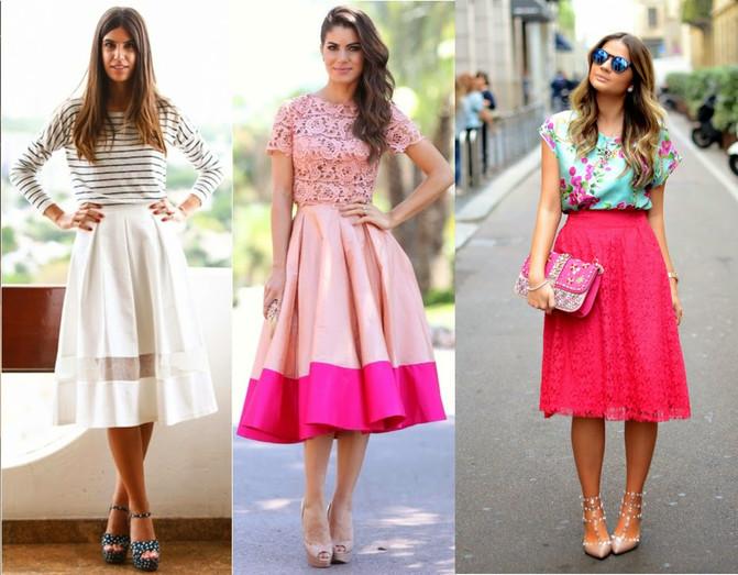 Tendências da moda deste verão