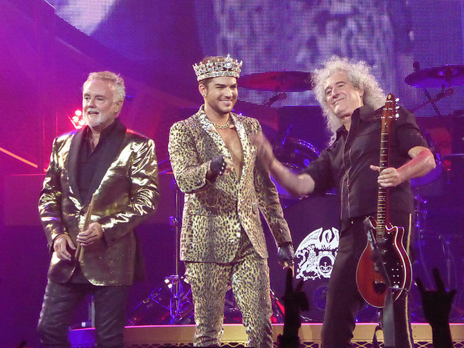 Queen em Portugal, lá estarei!