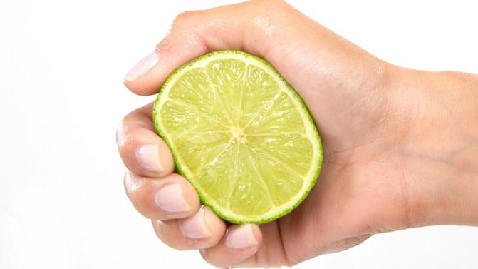 O doce amargo do limão