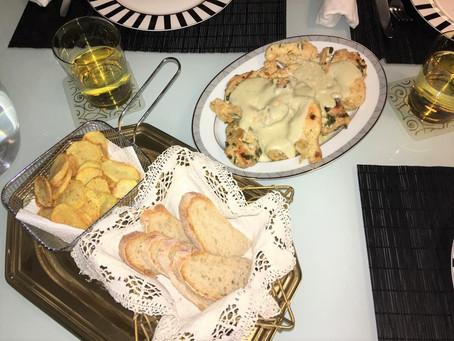 Jantares especiais