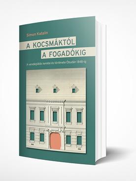 A kocsmáktól a fogadókig - Simon Katalin új kötete Óbuda vendéglátásának történetével foglalkozik