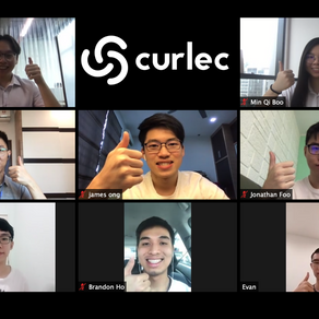 Remote Internships Part 1: A New Normal For Curlec Interns This 2020