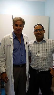 Hank Ross, MD, Adam Cohen DPT