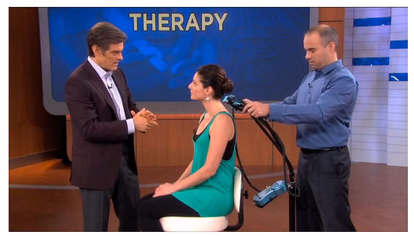 Dr. Oz - Cold laser therapy