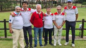 CISC-2021: XIRA Golfe em 6º com muitos resultados melhores que o handicap!
