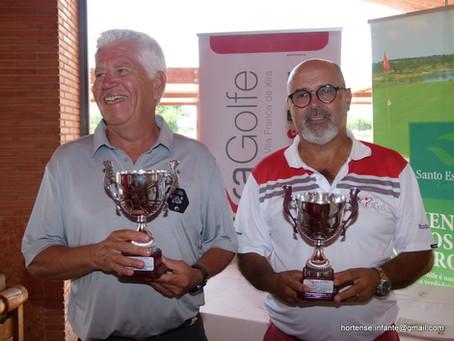 Campeões de Pares do Xira Golfe
