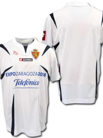 Real Zaragoza Home