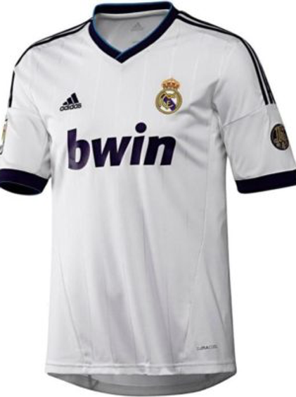 REAL MADRID AWAY ALONSO JERSEY