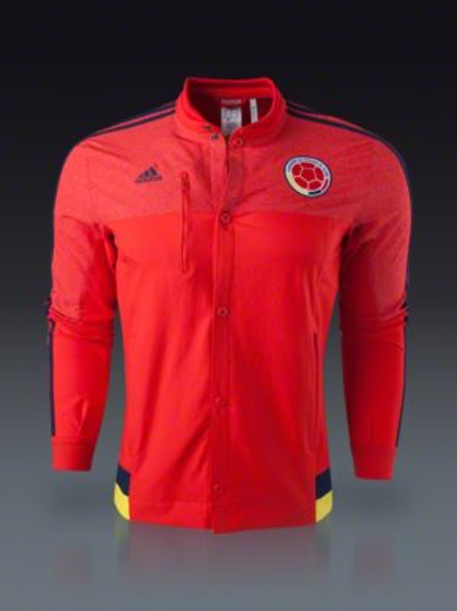 Colombia Anthem Jacket