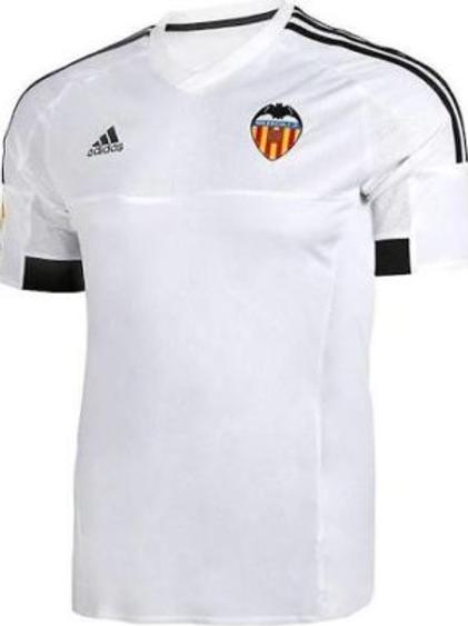 Valencia Home Jersey