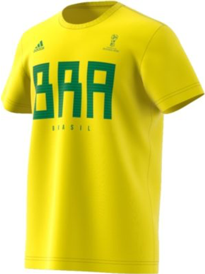 BRAZIL National Team TEE