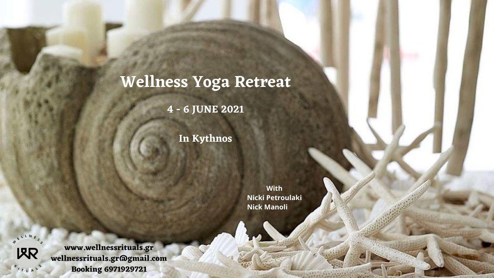 Wellness Yoga Retreat