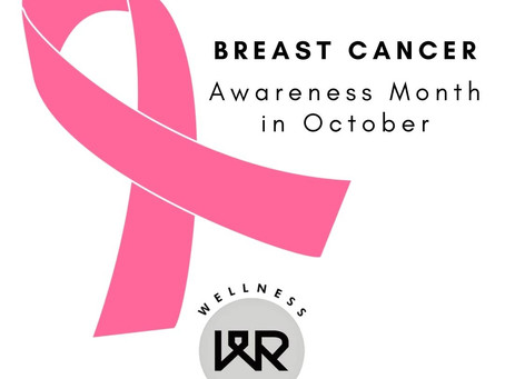 Breast Cancer Awareness Month in October