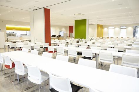 学生食堂「テラスいちょう」
