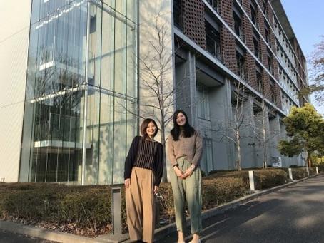 HACCPの松永先生が着任。特任助教が2名に!
