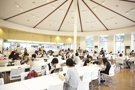 オープンキャンパス/学食体験