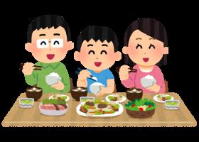 食事をする家族-min.png