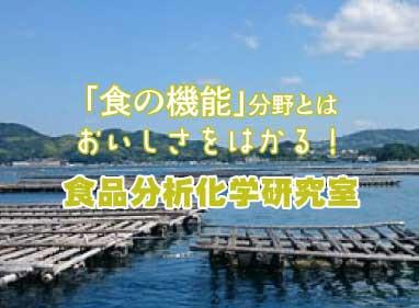 食品のおいしさ向上をめざして【食の機能06】