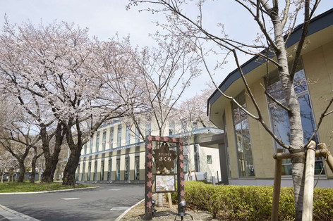 学生食堂「カフェテリアさくら」/春