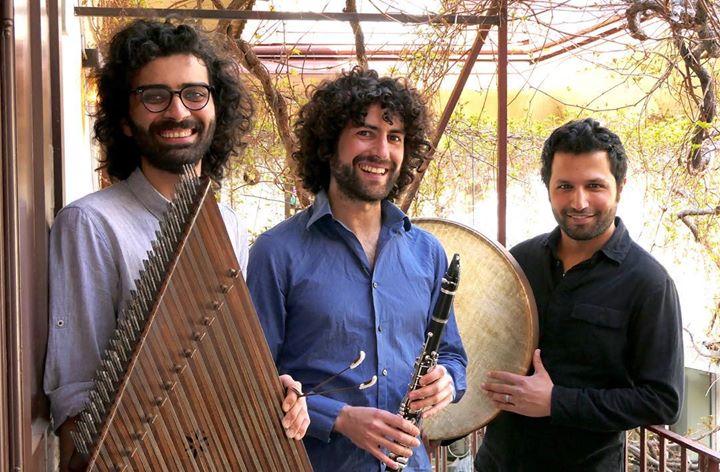 BIGAH_Oriental Instrumental Trio