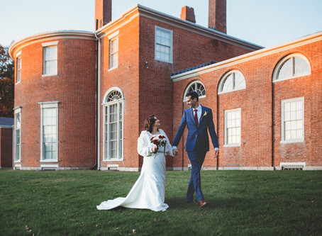 Gore place | Boston Wedding Photographer