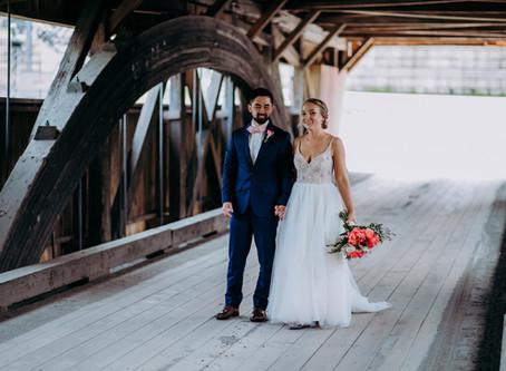 Justine and Eddie || Wedding || Boston wedding photographer