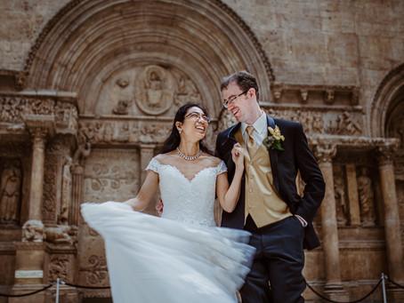 Angelina and William || Boston wedding photographer