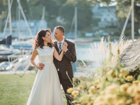 Wedding at Rockport, Massachusetts || Boston wedding photographer