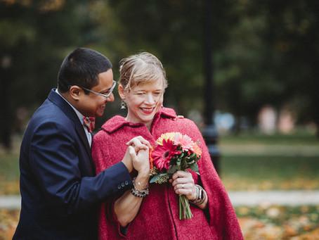 Amanda and Samrat || Boston Wedding Photographer || Waltham wedding