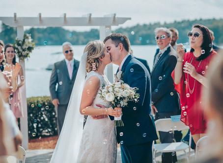 Sarah and Brendan || Wedding || New Hampshire