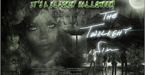 """Our New Film: """"The Twilight Sim: It's a Bloomin' Halloween!"""""""