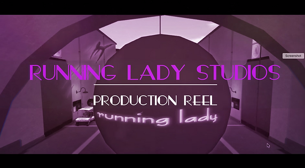 Running Lady Studios Production Reel Sti