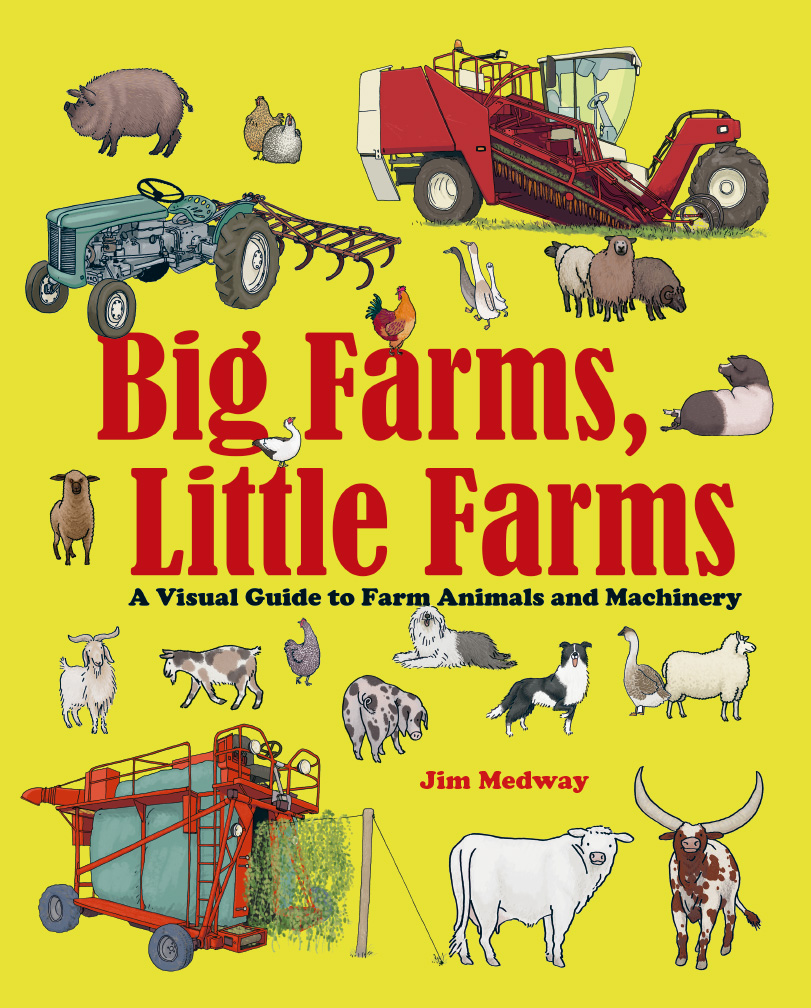 Big Farms Little Farms UK COVER FRON