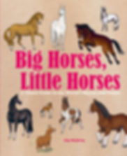 Big Horses Little Horses COVER FRONT 72d