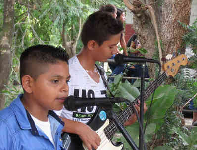 El Salvador Music for Hope