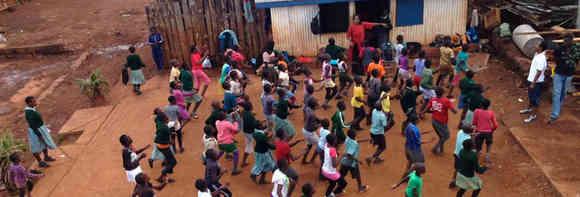 African community dance