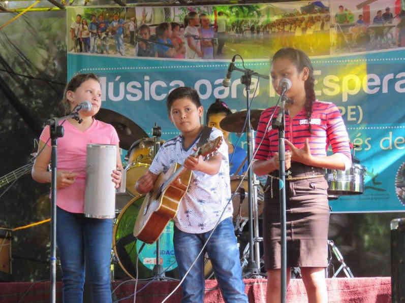 Music for Hope El Salvador