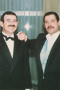 Jim and Freddie